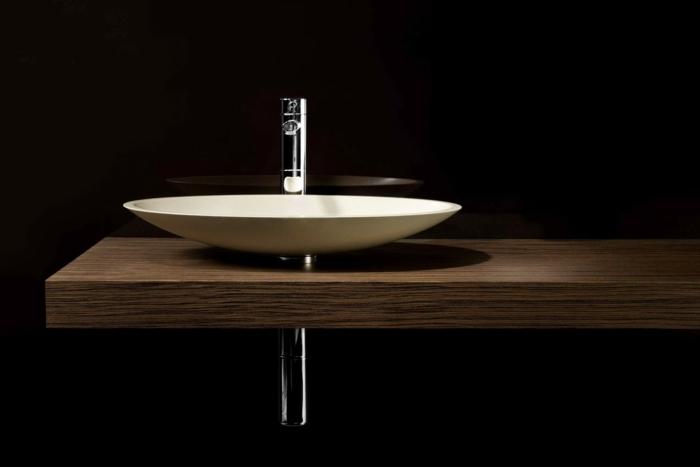 luxus-waschbecken-schwarzer-hintergrund-modernes-aussehen