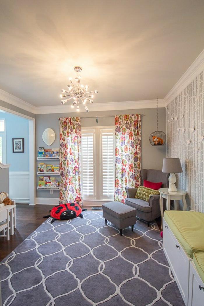 Alle Grey Modern Bedroom Set: Schenken Sie Ihrer Wohnung Moderne Gardinen