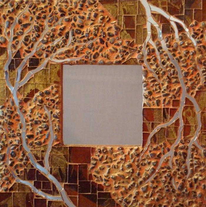 mosaik-spiegel-einmaliges-modell