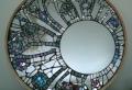 Mosaik Spiegel: Merkmal von Klasse und Luxus!