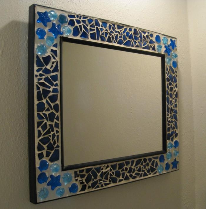 mosaik spiegel merkmal von klasse und luxus. Black Bedroom Furniture Sets. Home Design Ideas