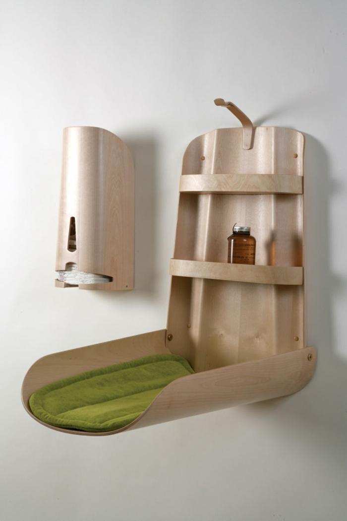 platzsparende-möbel-hölzernes-modell