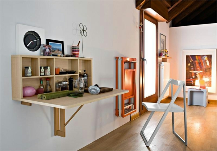 platzsparende-möbel-interessantes-aussehen-regalsystem