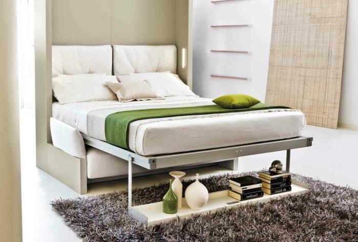 Bett Platzsparend platzsparende möbel 70 ideen archzine