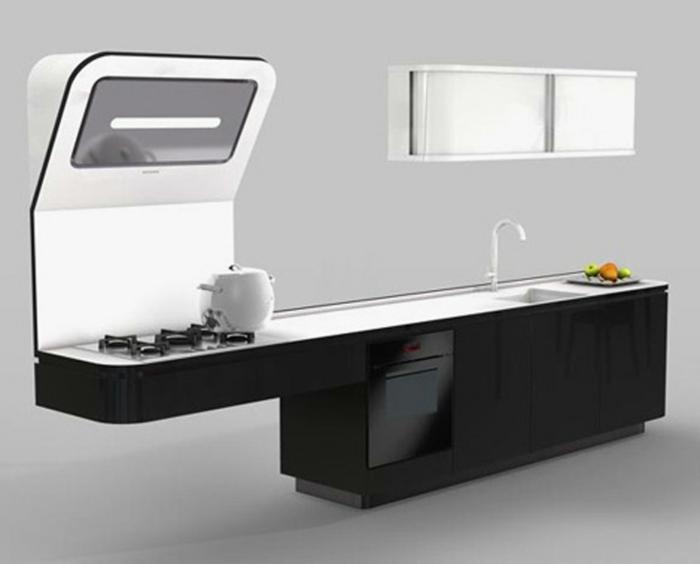 platzsparende-möbel-schwarzes-design
