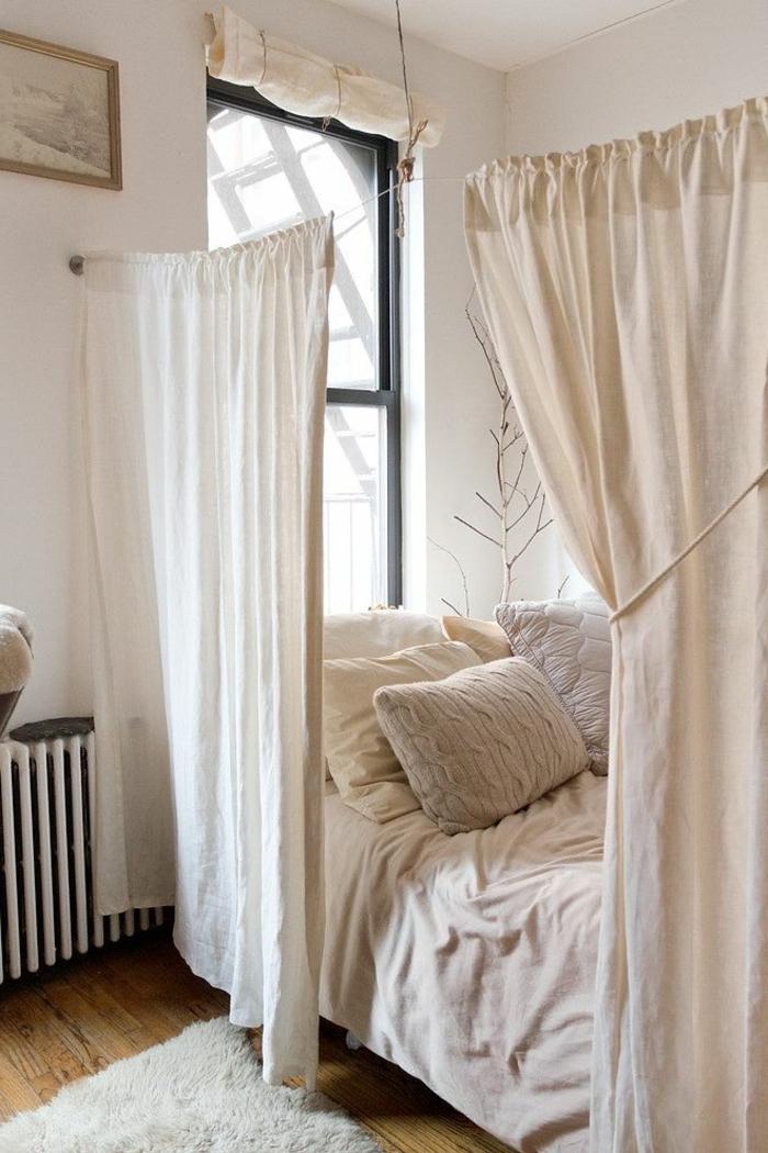 Raumtrenner Ideen Schlafzimmer
