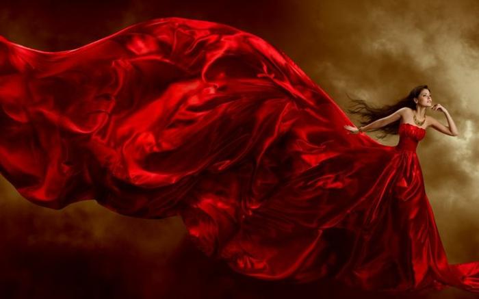 rotes-kleid-wunderbares-foto