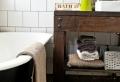 Rustikale Möbel im Badezimmer – Mission möglich!