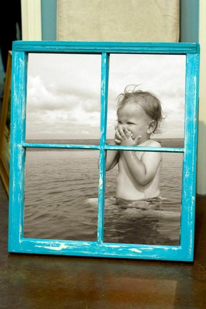 schöne-bilderrahmen-blaue-farbe