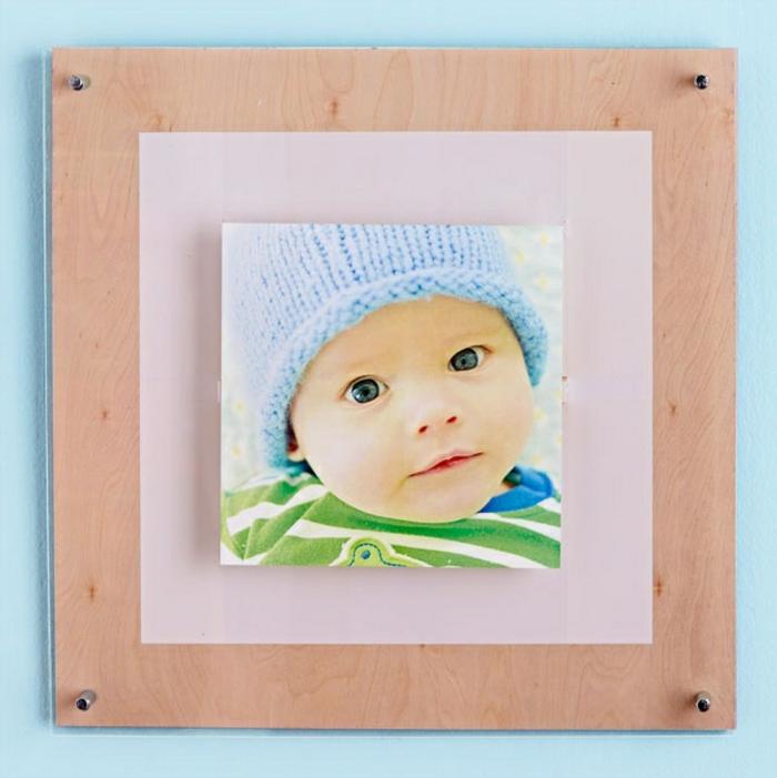 schöne-bilderrahmen-süßes-baby-auf-dem-foto