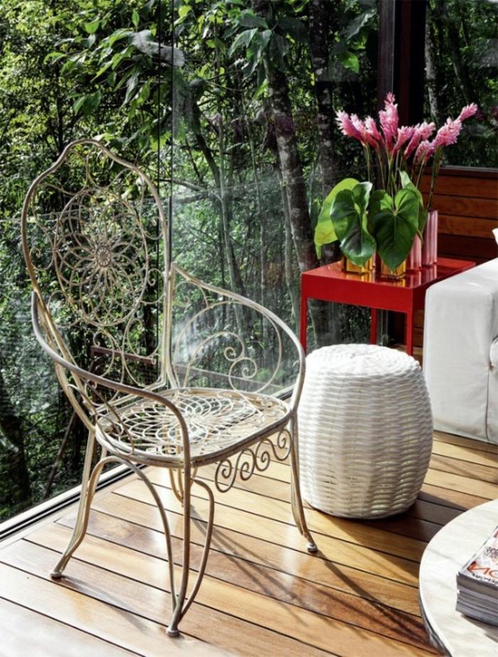 58 Schöne Terrassen Zum Inspirieren! - Archzine.net Schone Balkon Und Terrasse Gestaltung Akzente