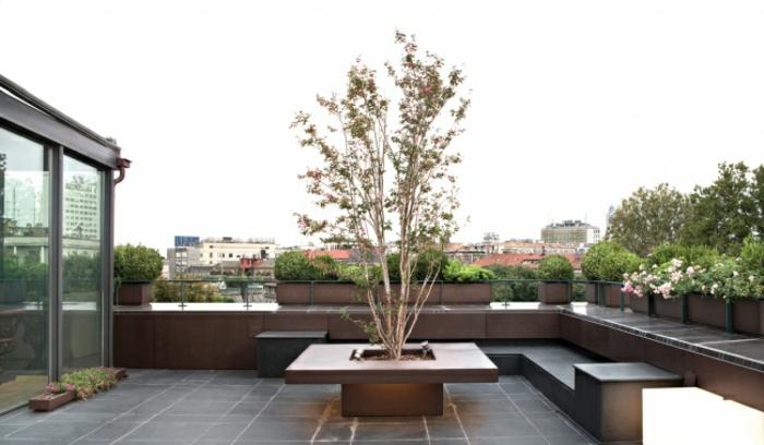 schöne-terrassen-interessante-gestaltung-grüne-büsche