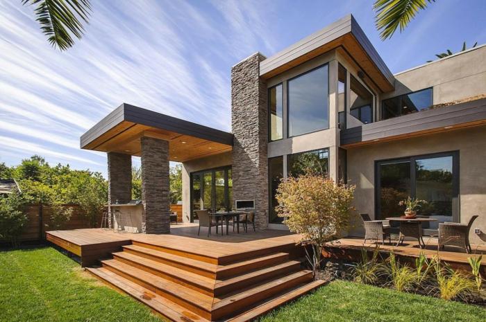 schöne-terrassen-modernes-haus