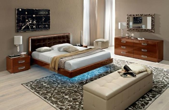 Schlafzimmer Bank: 54 tolle Modelle! - Archzine.net
