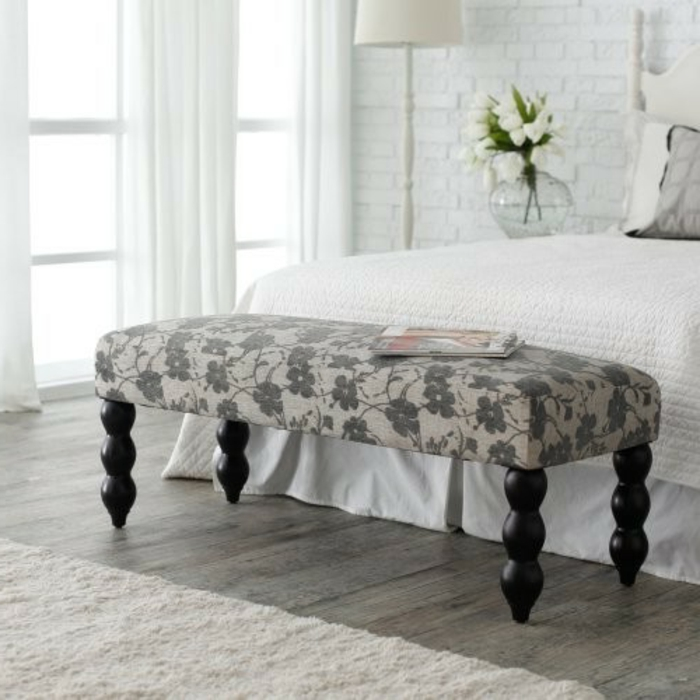 bettbank gepolstert great bettbank gepolstert with. Black Bedroom Furniture Sets. Home Design Ideas