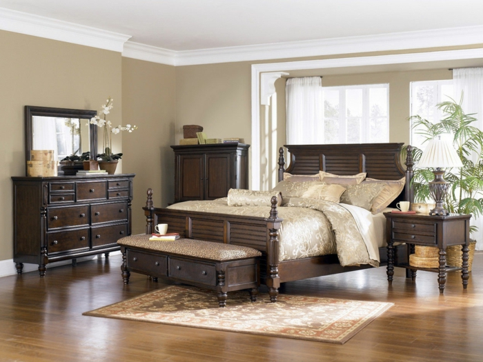 schlafzimmer bank 54 tolle modelle. Black Bedroom Furniture Sets. Home Design Ideas