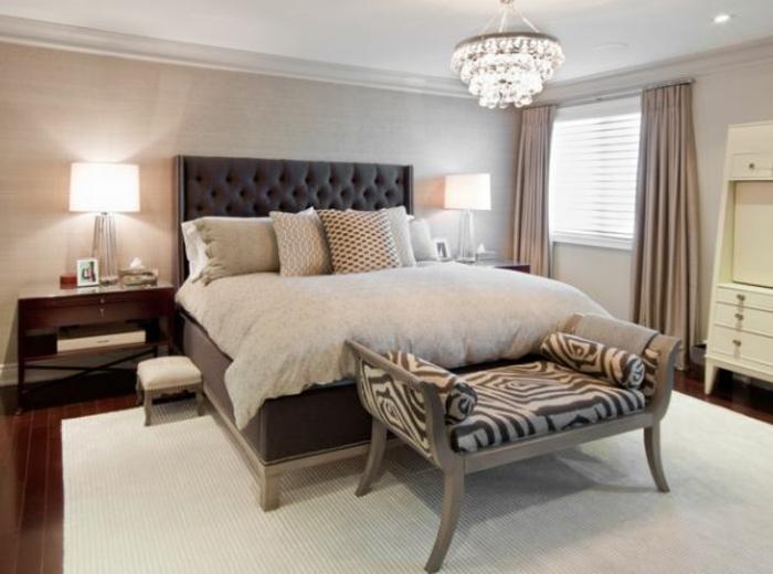 schlafzimmer-bank-luxuriöses-aussehen