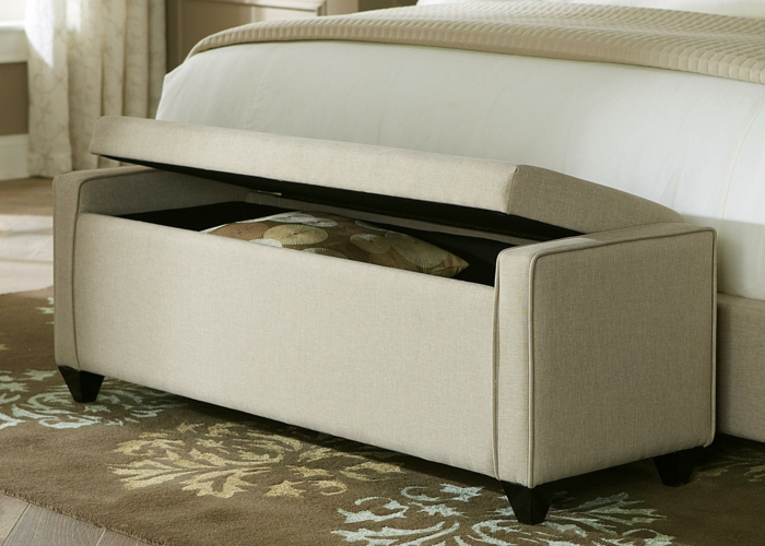 schlafzimmer-bank-taupe-farbe