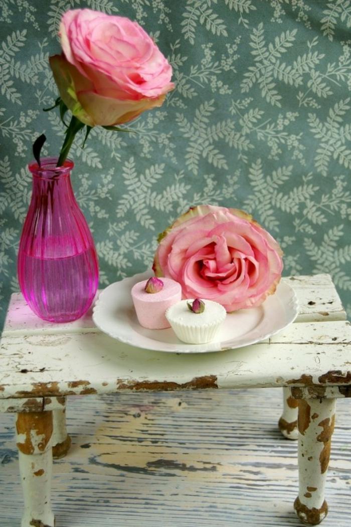 shabby-chic-bilder-interessante-rosen
