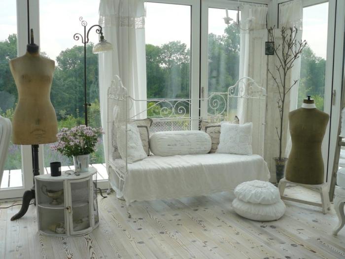Shabby Chic Bilder Kluges Wohnzimmer Design