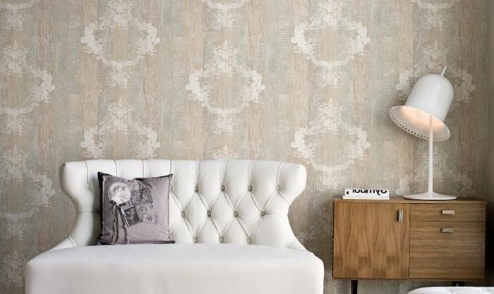 shabby-chic-bilder-sofa-in-weiß