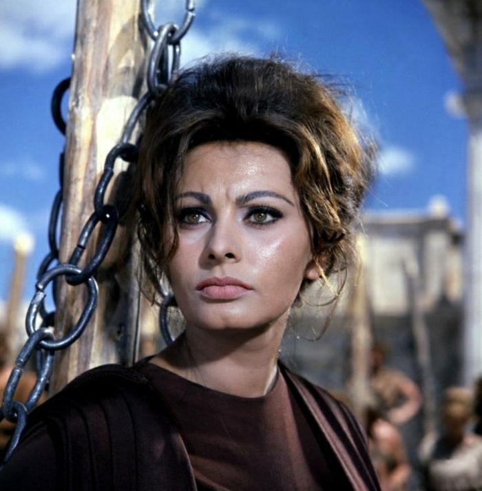 sophia-loren-altes-Foto-La-Ciociara-italienischer-Film