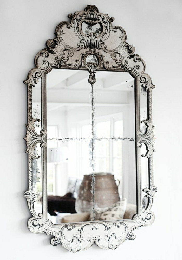 32 modelle vintage rahmen f r ihren spiegel. Black Bedroom Furniture Sets. Home Design Ideas