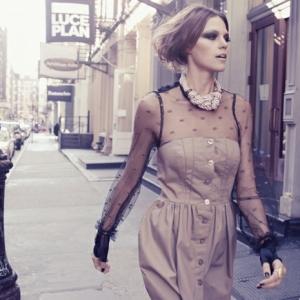 Vintage Kleider: 32 interessante Fotos!