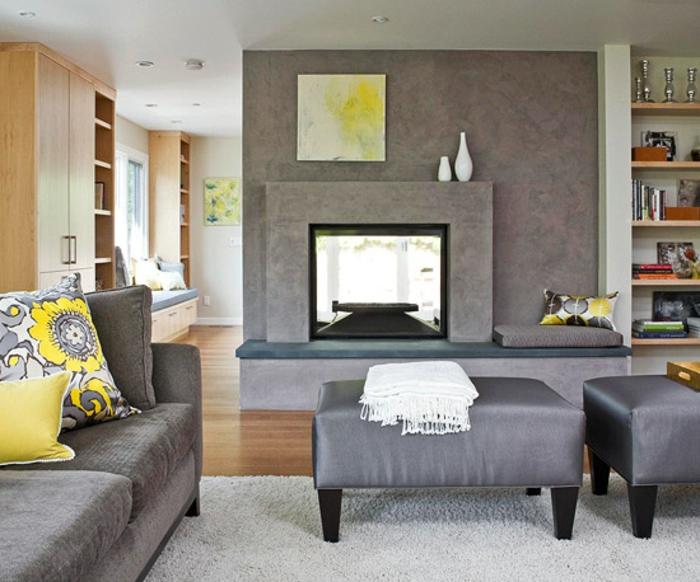 wohnzimmer-in-grau-einfache-gestaltug