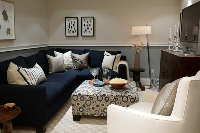 design : wohnzimmer einrichten grau lila ~ inspirierende bilder ... - Wohnzimmer Einrichten Grau Lila