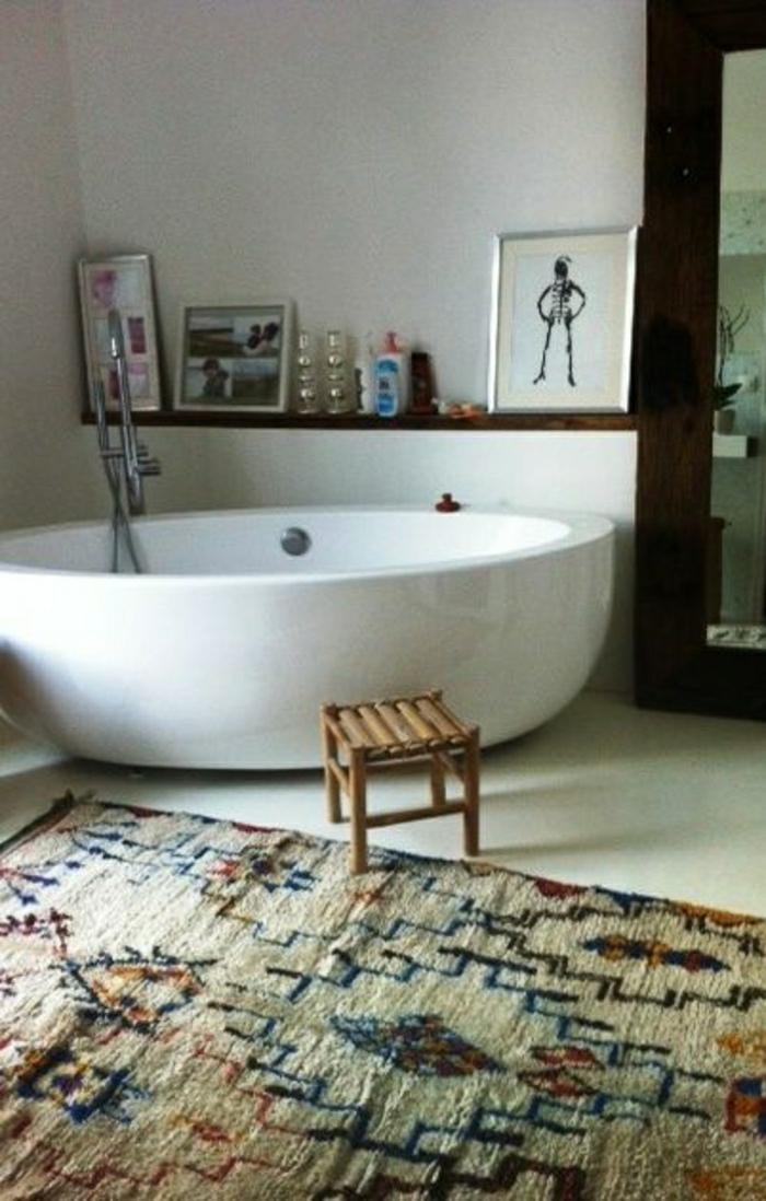 Vintage teppiche gestalten ihre wohnung erstaunlich gut um for Schicke badezimmer