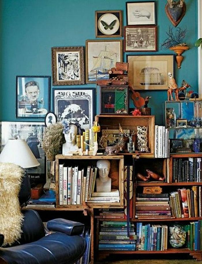 einige coole ideen f r regal aus weinkisten. Black Bedroom Furniture Sets. Home Design Ideas