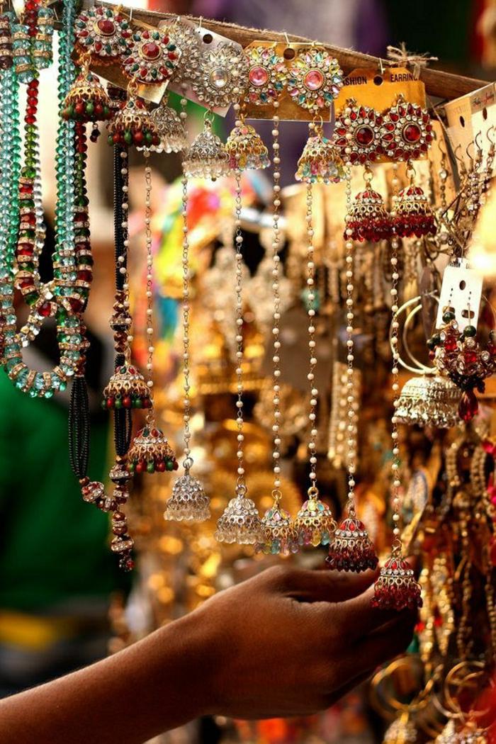 Bombay-Indien-Schmuck-Accessoires