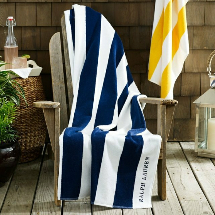 Cabana-Streifen-Strand-Tücher-Ralph-Lauren