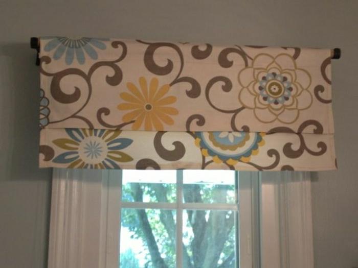 Gardinen-für-kleine-Fenster-schönes-Muster