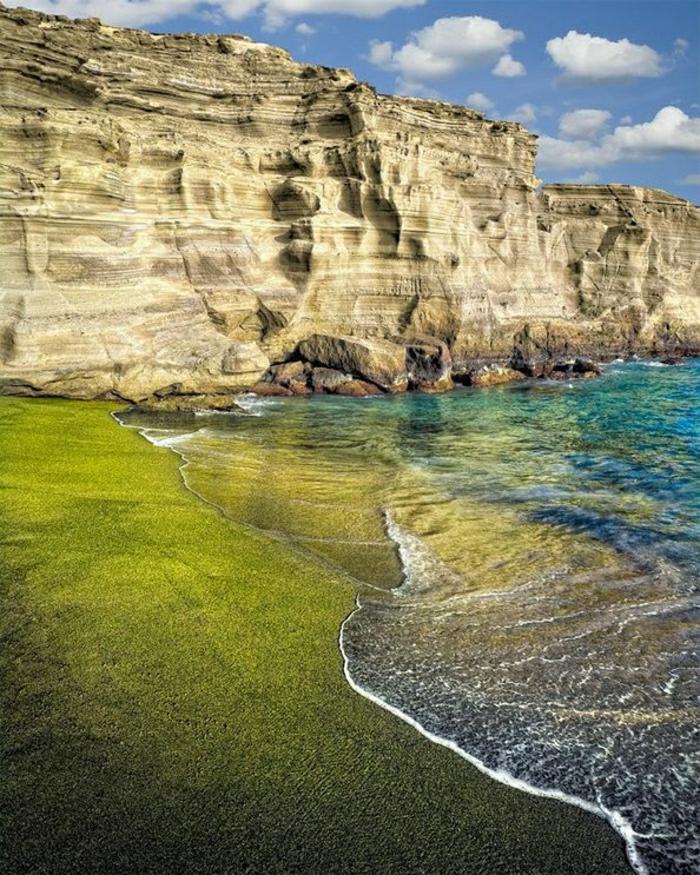 Hawaii-Inseln-Puu-Mahana-Beach