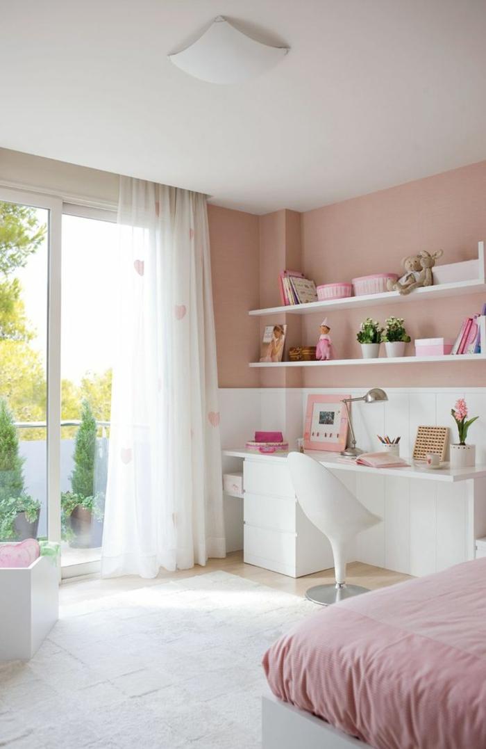 Jügenzimmer-für-Mädchen-hübsche-gardinen