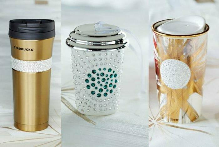 Kaffeebecher-to-go-starbucks-becher-luxoriöses-Design-goldene-Farbe-Kristalle