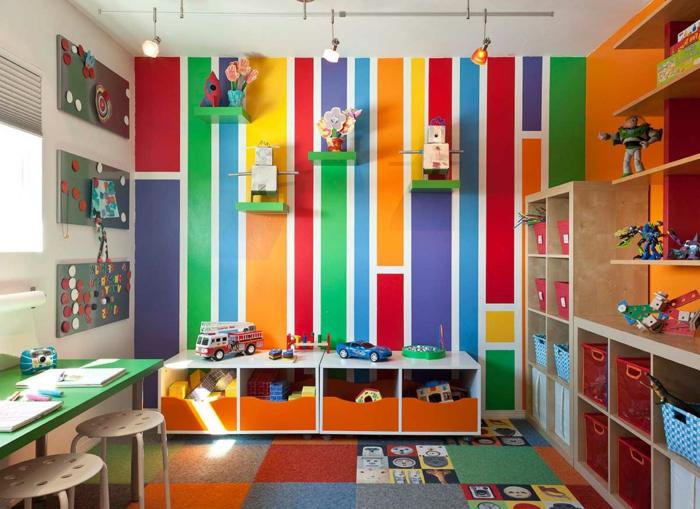 40 interessante beispiele f r kinderzimmer deko for Kinderzimmer farben beispiele