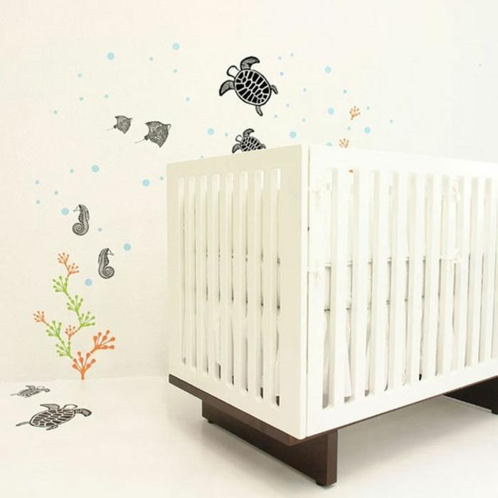 Kinderzimmer Deko Minimalistichß Weiß