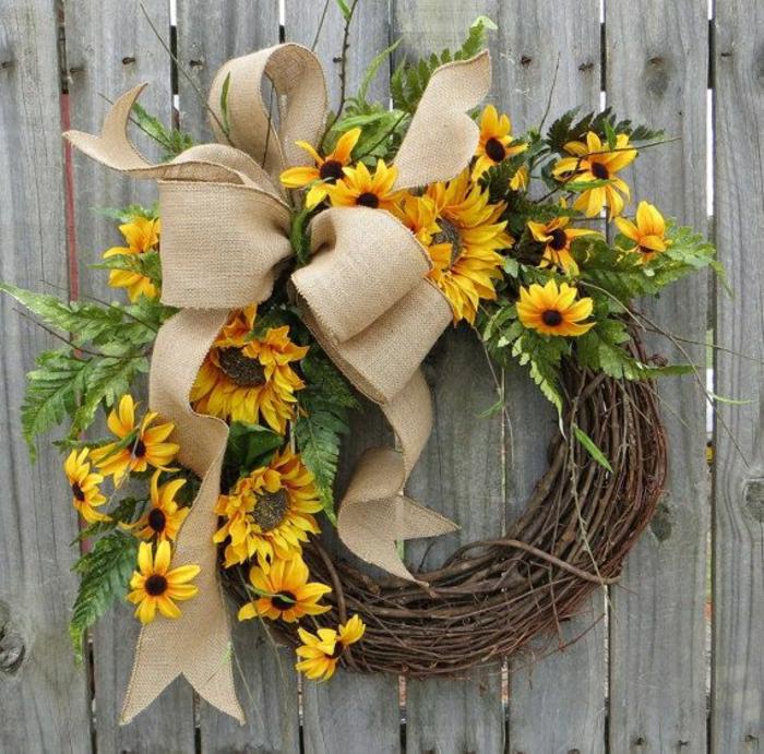 40 Super Coole Sonnenblumen Deko Ideen