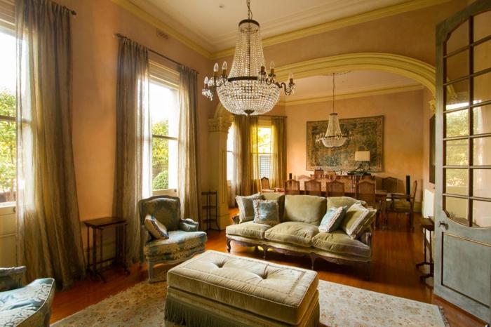 landhaus einrichtung  ideen fuer ihre villa archzinenet
