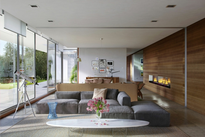 Landhaus einrichtung 85 ideen f r ihre villa for Einrichtung landhaus modern