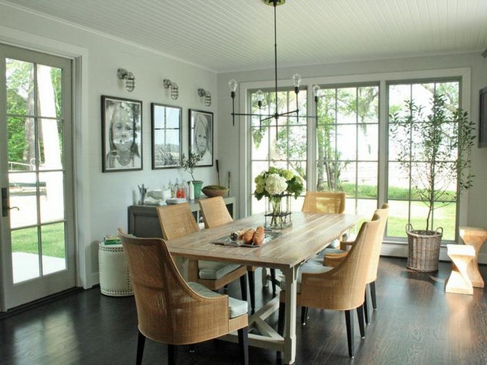 Landhaus-einrichtung-Strandhaus-Essraum