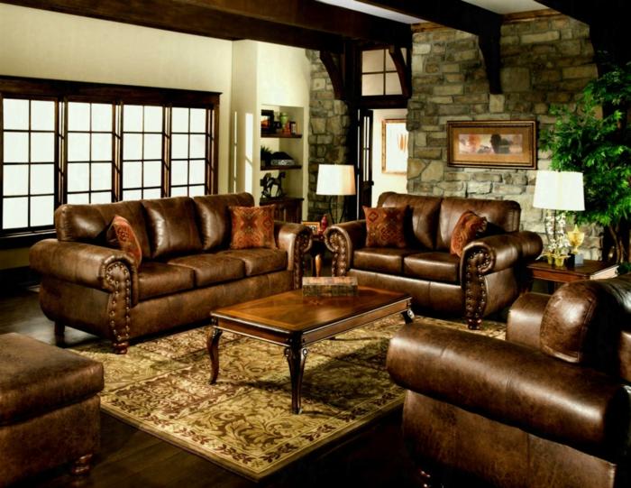 wohnzimmer modern : wohnzimmer modern landhaus ~ inspirierende ... - Landhaus Wohnzimmer Bilder