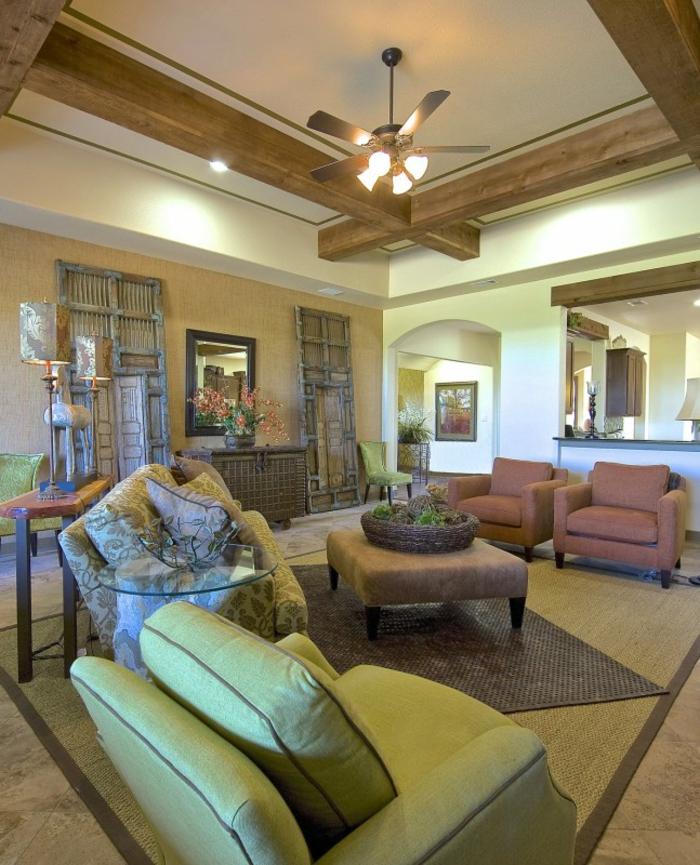 einrichtung wohnzimmer landhaus traumhaus design. Black Bedroom Furniture Sets. Home Design Ideas