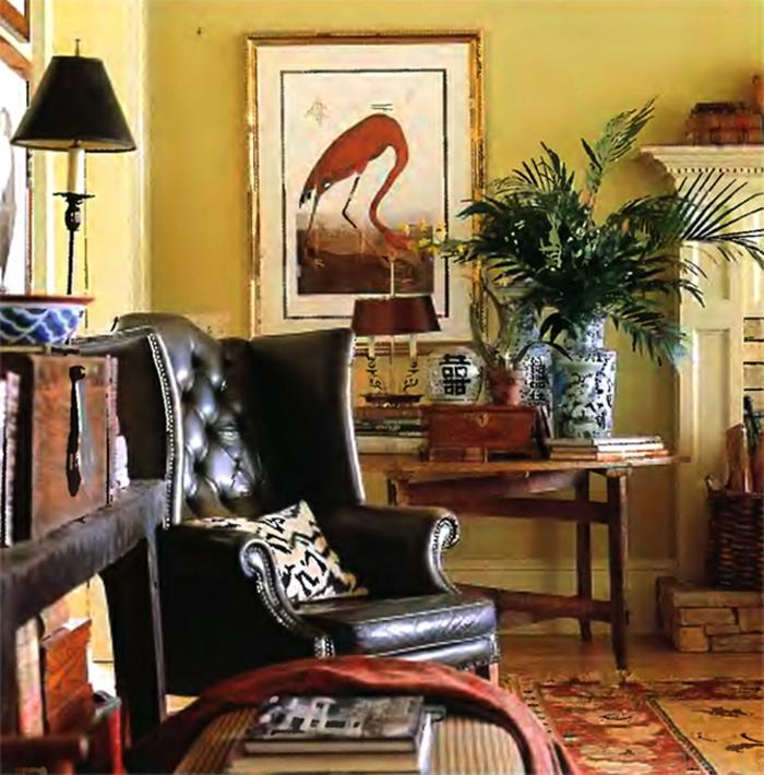 Landhaus-einrichtung-luxus-amerikanisch-Möbel