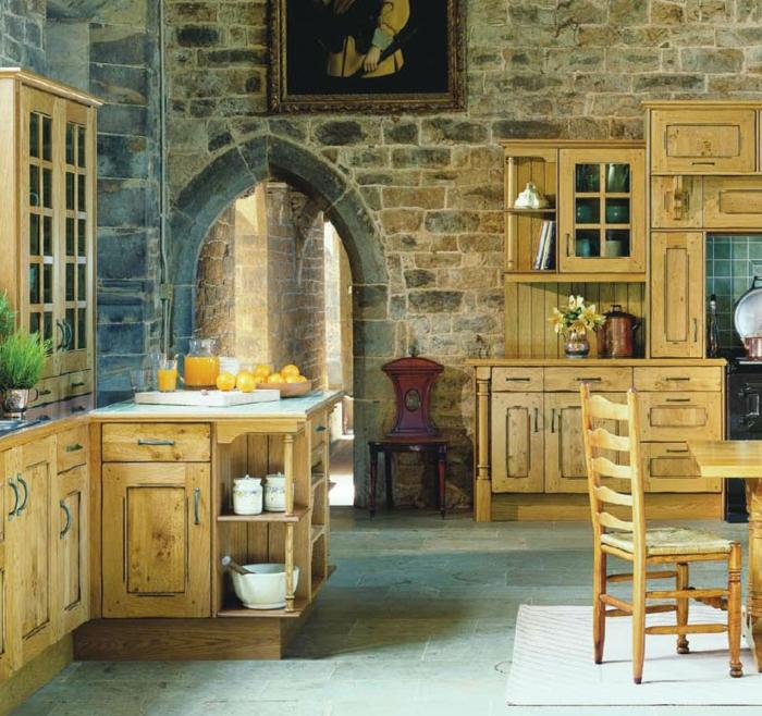 Landhaus-einruchtung-britisch-Küche