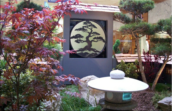 Luxus garten  Japanischer Garten - das Wunder der Zen Kultur! - Archzine.net