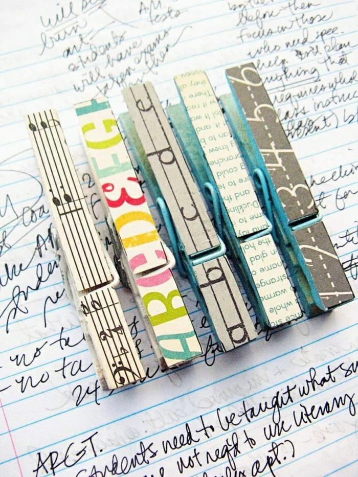 Papierklammern-bunt-lustige-Muster-Geschenk-Idee